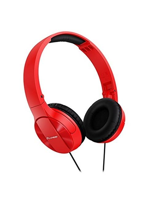 Pioneer SE-MJ503-R  Kulaküstü Kulaklık Kırmızı